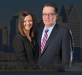 Meet J.B. Biekse & Jennifer Alfonsi, Attorneys at Law. These are the Michigan social security disability lawyers at our firm